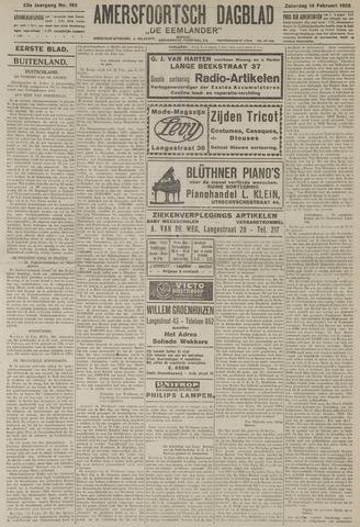 Amersfoortsch Dagblad / De Eemlander 1925-02-14