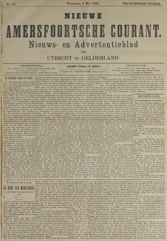 Nieuwe Amersfoortsche Courant 1895-05-01