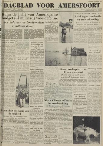 Dagblad voor Amersfoort 1951-01-15