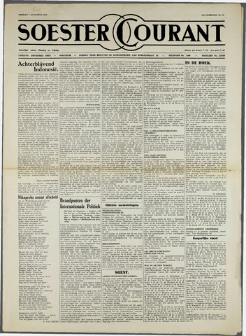 Soester Courant 1951-09-07