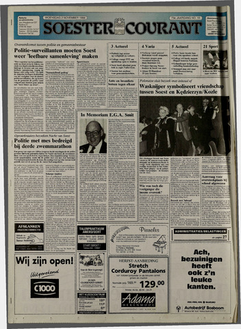 Soester Courant 1994-11-02