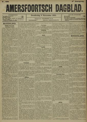 Amersfoortsch Dagblad 1905-11-09