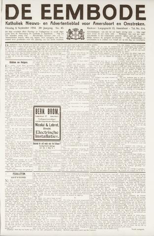 De Eembode 1914-09-08