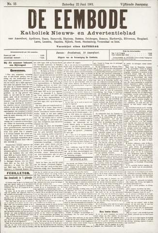 De Eembode 1901-06-22