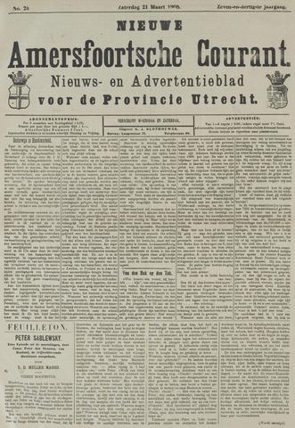 Nieuwe Amersfoortsche Courant 1908-03-21