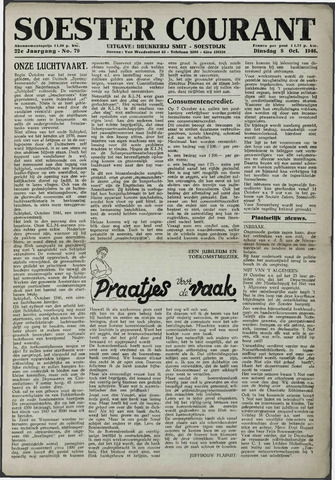 Soester Courant 1946-10-08