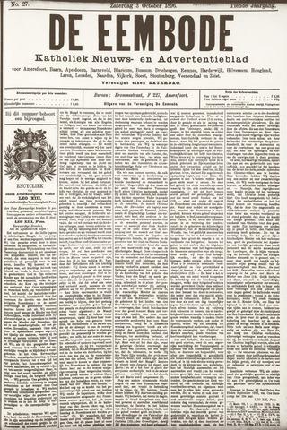 De Eembode 1896-10-03
