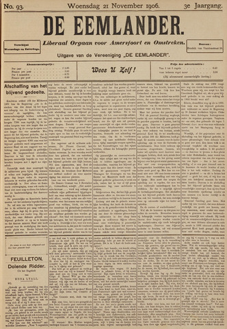 De Eemlander 1906-11-21