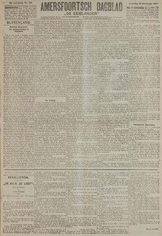 Amersfoortsch Dagblad / De Eemlander 1917-11-19