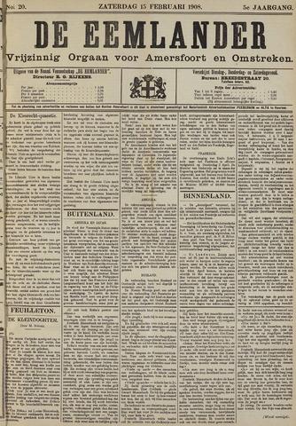 De Eemlander 1908-02-15