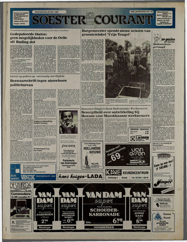 Soester Courant 1985-05-29