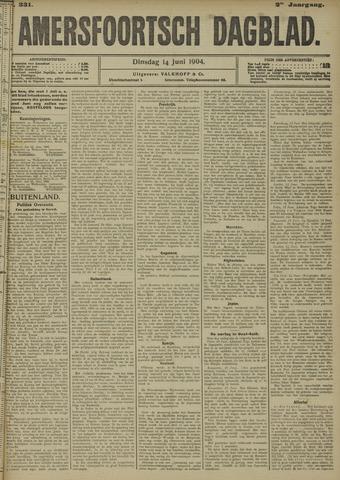 Amersfoortsch Dagblad 1904-06-14