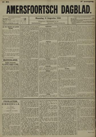 Amersfoortsch Dagblad 1908-08-31