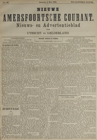 Nieuwe Amersfoortsche Courant 1894-05-05