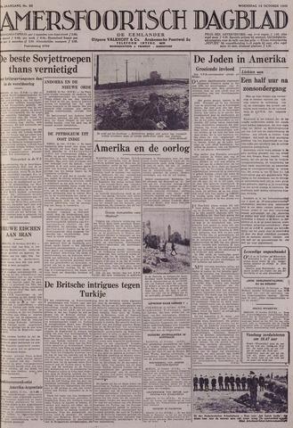 Amersfoortsch Dagblad / De Eemlander 1941-10-15