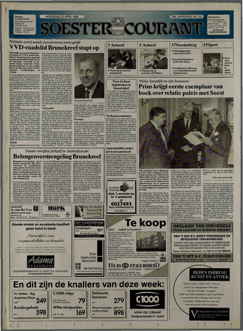 Soester Courant 1998-04-22