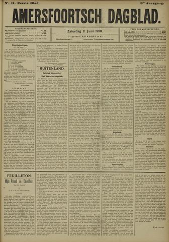 Amersfoortsch Dagblad 1910-06-11