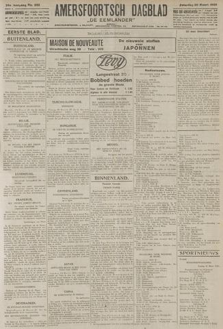 Amersfoortsch Dagblad / De Eemlander 1926-03-20