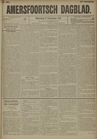 Amersfoortsch Dagblad 1911-11-13
