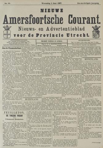 Nieuwe Amersfoortsche Courant 1907-06-05