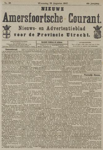 Nieuwe Amersfoortsche Courant 1917-08-29
