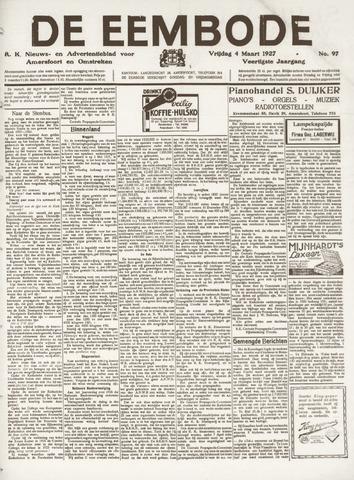 De Eembode 1927-03-04