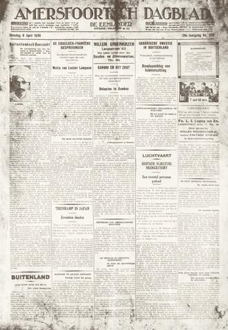 Amersfoortsch Dagblad / De Eemlander 1930-04-08