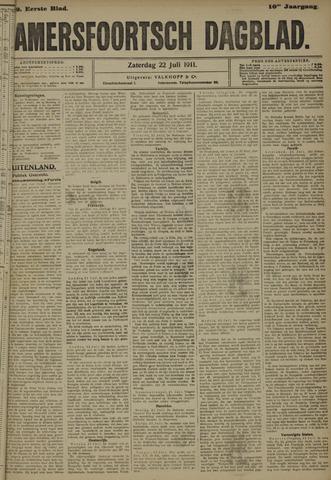 Amersfoortsch Dagblad 1911-07-22