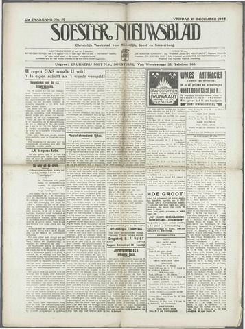 Soester Courant 1933-12-15