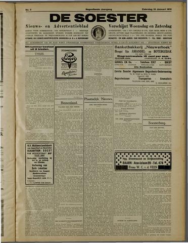 De Soester 1931-01-10