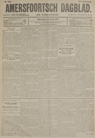 Amersfoortsch Dagblad / De Eemlander 1917-06-25