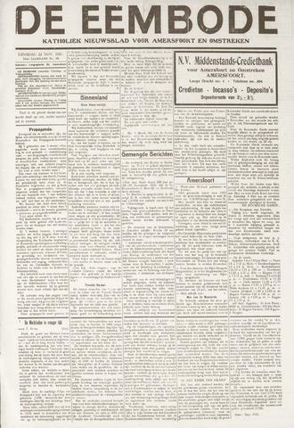 De Eembode 1921-11-22