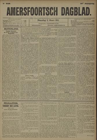 Amersfoortsch Dagblad 1912-03-11