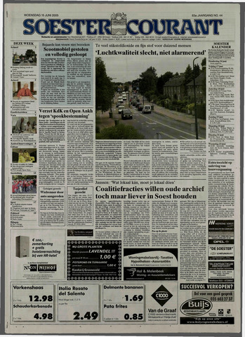 Soester Courant 2005-06-15