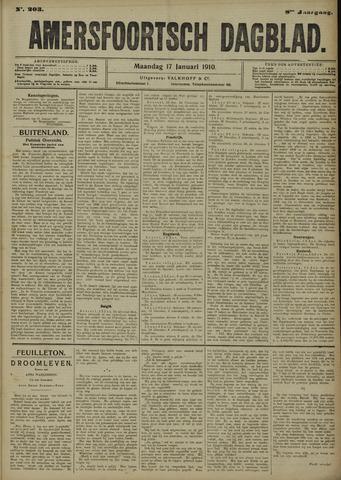 Amersfoortsch Dagblad 1910-01-17