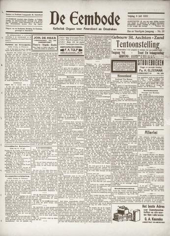 De Eembode 1932-07-08
