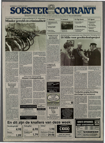 Soester Courant 2000-02-02