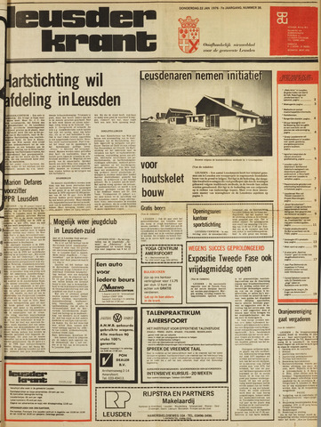 Leusder Krant 1976-01-22