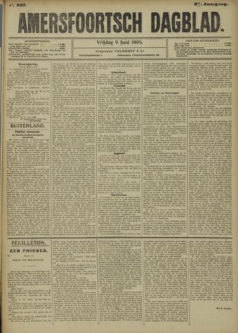Amersfoortsch Dagblad 1905-06-09