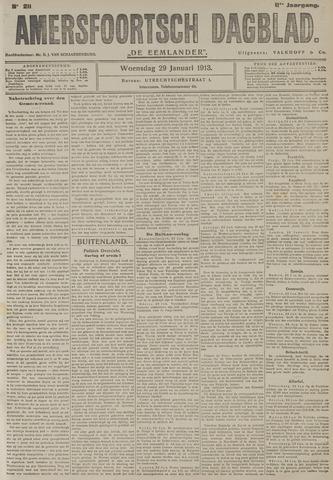Amersfoortsch Dagblad / De Eemlander 1913-01-29