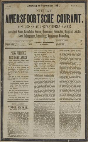 Nieuwe Amersfoortsche Courant 1881-09-11