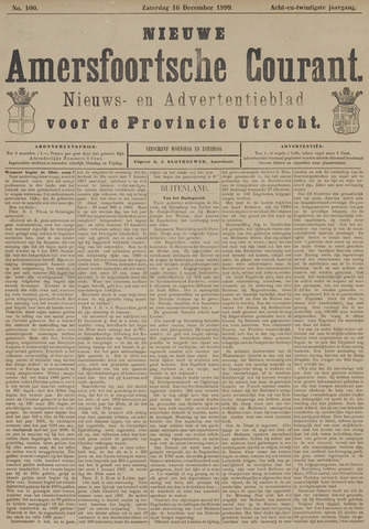 Nieuwe Amersfoortsche Courant 1899-12-16