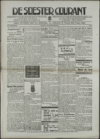 Soester Courant 1941-02-28