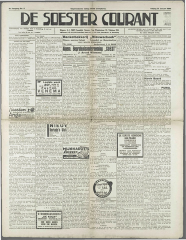 Soester Courant 1930-01-31