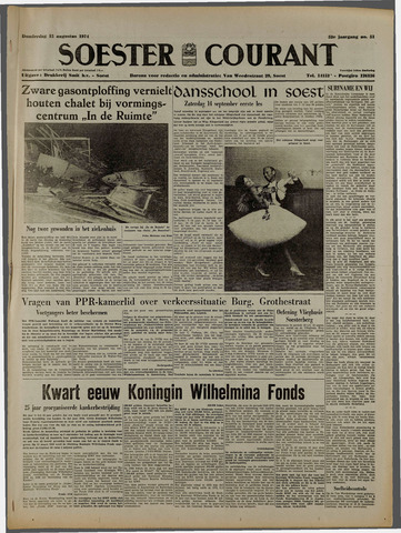 Soester Courant 1974-08-15