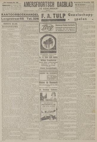 Amersfoortsch Dagblad / De Eemlander 1925-11-25