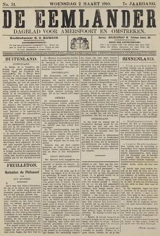 De Eemlander 1910-03-02