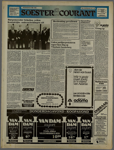 Soester Courant 1984-05-02
