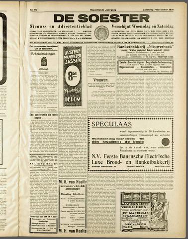 De Soester 1931-11-07