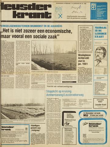 Leusder Krant 1980-02-14